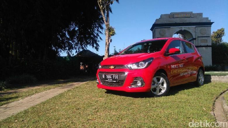 Chevrolet Spark (Foto: Dony Indra Ramadhan)