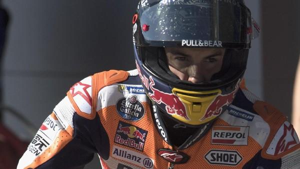 Podium di Le Mans Akan Puaskan Marquez