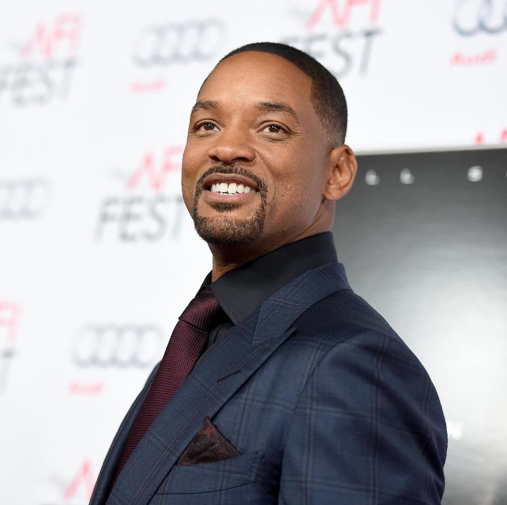 Will Smith Bakal Nyanyikan Lagu Piala Dunia