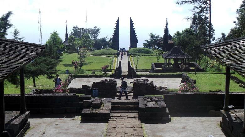 Candi Cetho di Karanganyar, Jawa Tengah