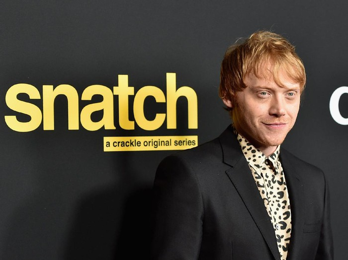 CULVER CITY, CA - MARCH 09:  Actor Rupert Grint attends the premiere screening of Cackles Snatch the series at Arclight Cinemas Culver City on March 9, 2017 in Culver City, California.  (Photo by Alberto E. Rodriguez/Getty Images)
