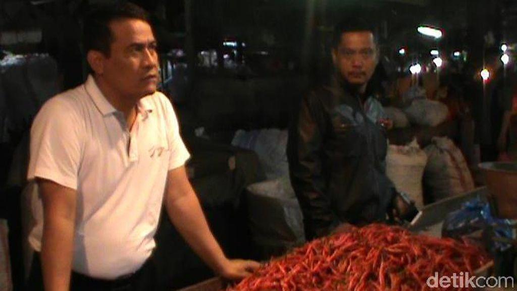Mentan: Harga Cabai Sempat Turun di Bawah Rp 10.000/Kg