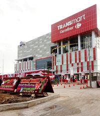 Transmart Padang dan Transmart Carrefour Pekanbaru Dibuka Hari Ini