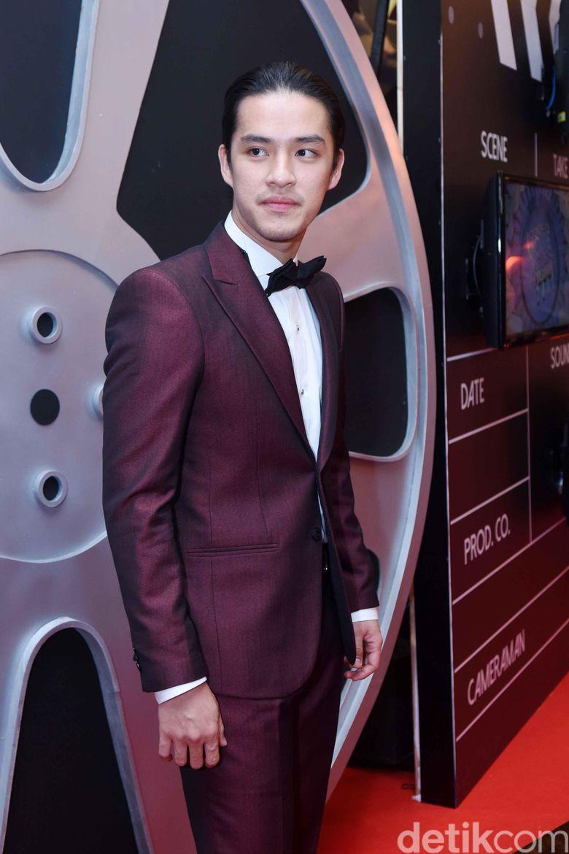 Morgan Oey ditemui di acara Indonesia Movie Actors Awards di MNC Kebon Sirih, Jakarta Pusat, Kamis (18/5/2017) malam. Pool/Noel/detikFoto.