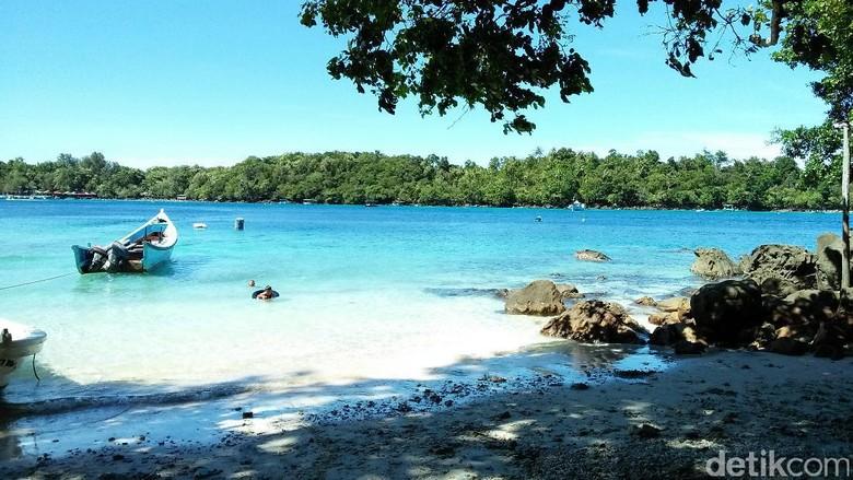 Pantai di Sabang