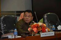 Wasekjen PAN Saleh P Daulay