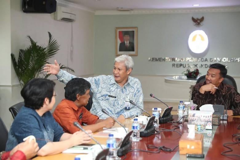 Kawal Belanja Asian Games 2018, Kemenpora Gandeng LKPP