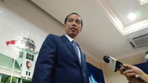 Di Depan Trump, Jokowi: Atasi Terorisme dengan Pendekatan Agama