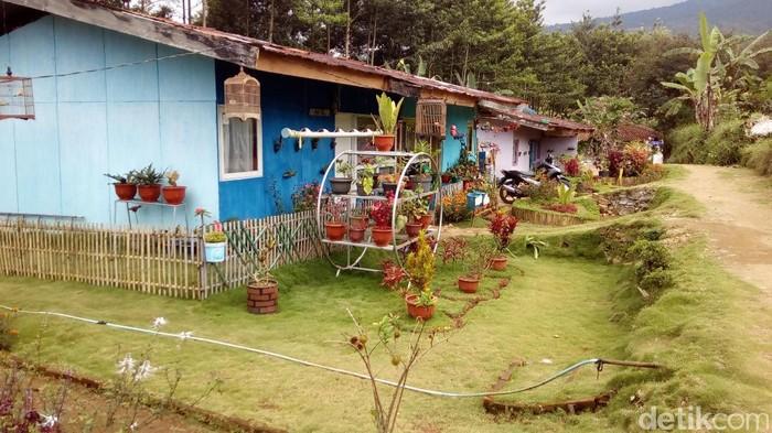Kampung peninggalan Belanda di Garut