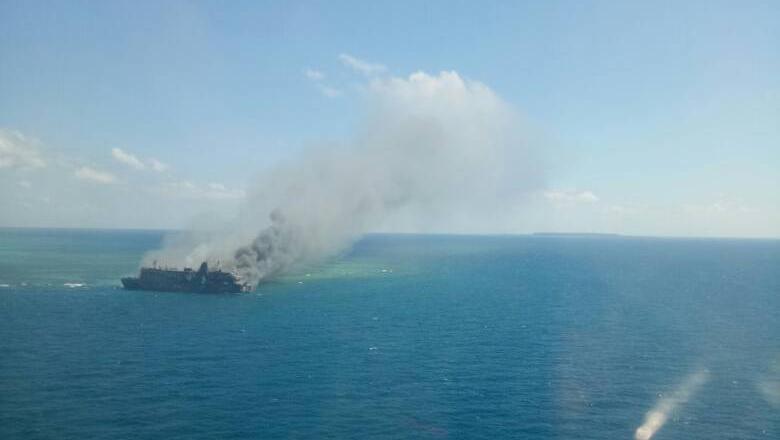 Kemenhub: KM Mutiara yang Terbakar Penuhi Syarat Keselamatan