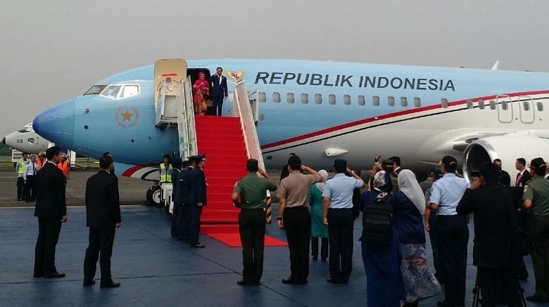 PPP Setuju Pelarangan Kampanye dengan Pesawat Kepresidenan