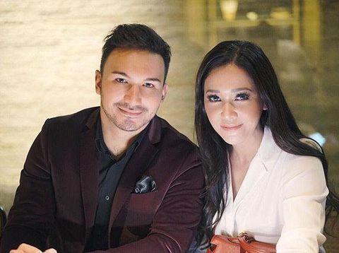 Dr Thiago dan Maia Estianty