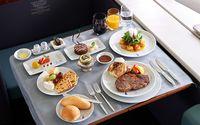 Selain Kurang Enak, Makanan di Pesawat Juga Tinggi Kalori