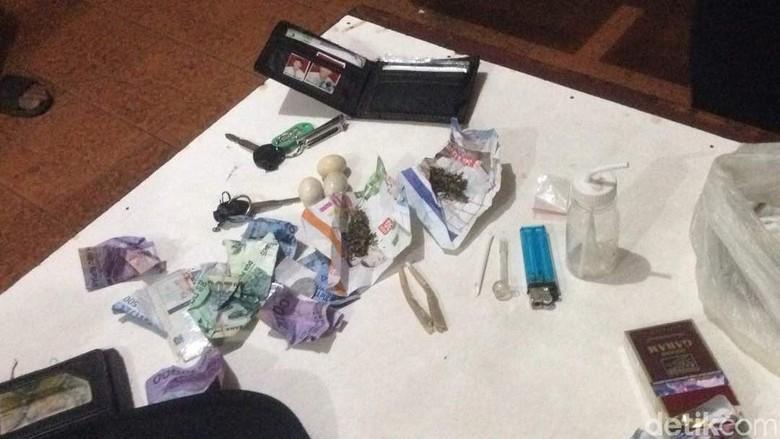5 Pemakai Narkoba di Tebet Diciduk Polisi