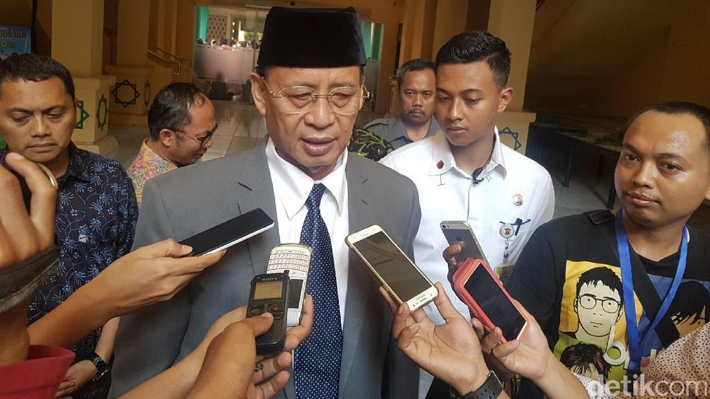 Tim Jokowi-Maruf di Banten Bantah Catut Nama Gubernur