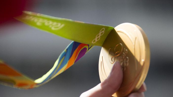 Olimpiade 2016 yang digelar di Rio de Janeiro, Brasil (Tomohiro Ohsumi/Getty Images)