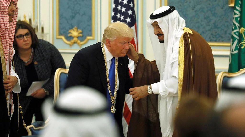 Kepentingan AS di Balik Ketegangan Arab Saudi-Qatar