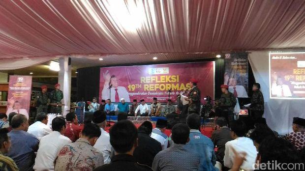 Acara Refleksi 19 Tahun Reformasi: Menggembirakan Demokrasi, Tribute to Amien Rais