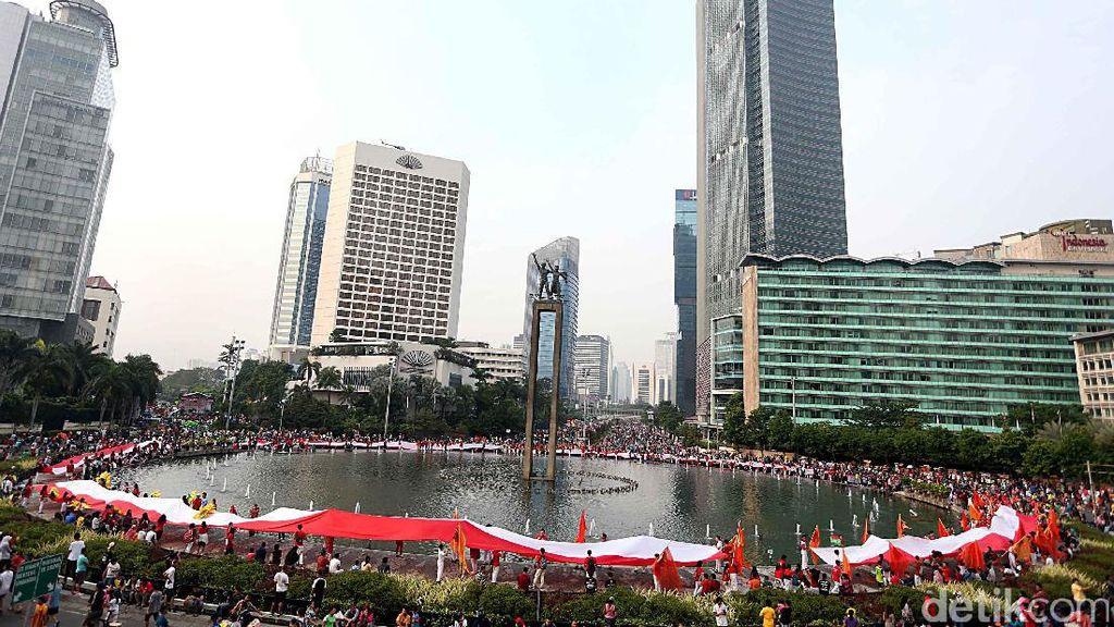 Ibu Kota RI Mau Dipindah, Istana: Beban Jakarta Terlalu Berat