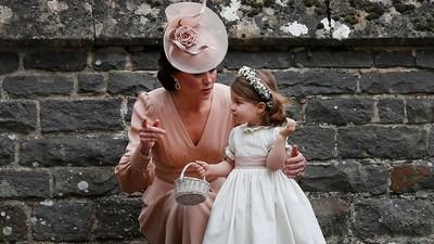 Ini Momen Favorit Kate Middleton Saat Menjadi Ibu