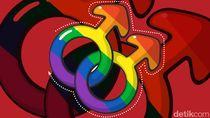 Kemenkum HAM akan Pisahkan Napi LGBT ke Kamar Isolasi