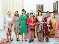 1. Iriana Jokowi