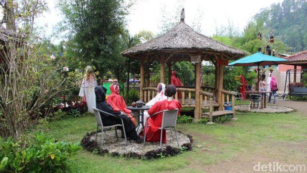 Taman hantu di Bukit Sekipan