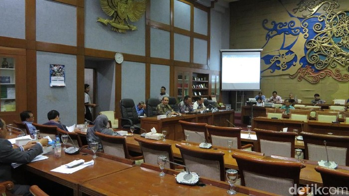 Rapat Baleg bahas jadwal revisi UU MD3