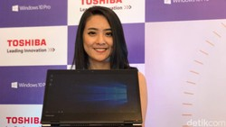 Sayonara...Toshiba Tak Lagi Bisnis Laptop