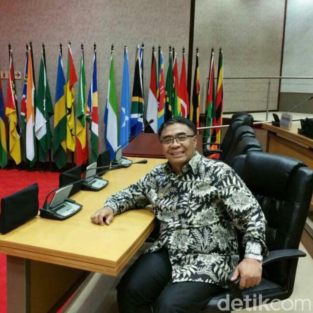 Gerindra: Tak Ada Hitam di Atas Putih soal Wagub DKI dengan PKS