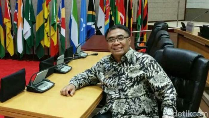 Wakil Ketua Komisi VIII DPR, Sodik Mujahid