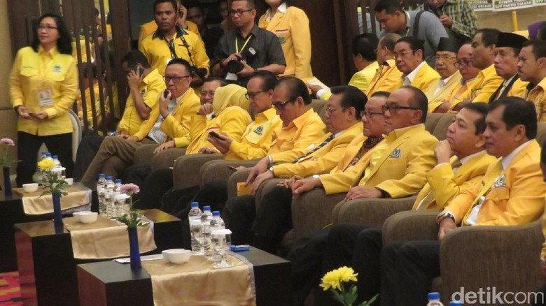 Soal Jadi Cawapres Jokowi, Ini Tanggapan Novanto