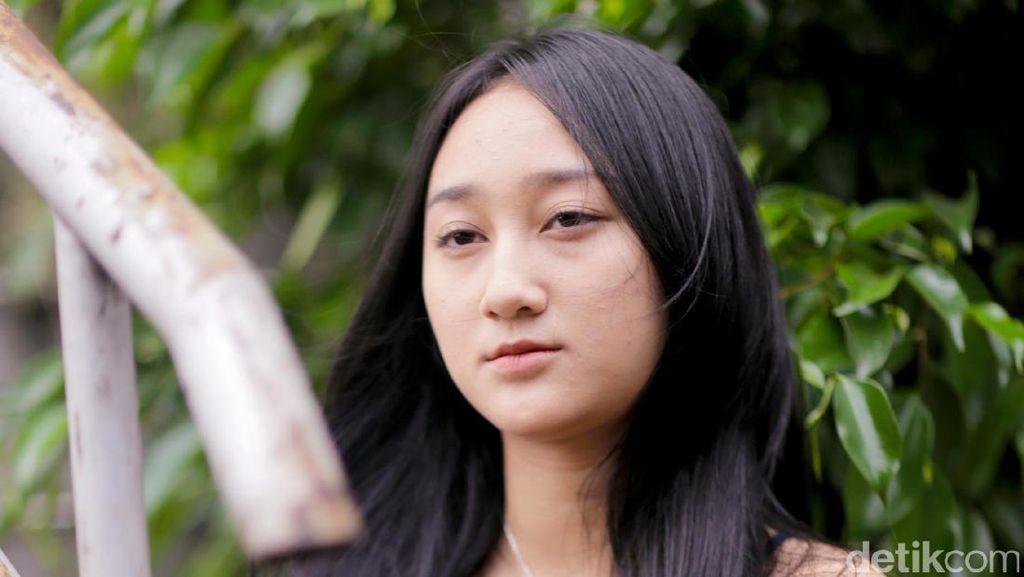 Mantul! Sandrina Ajak Penonton HUT Transmedia Joget Bareng
