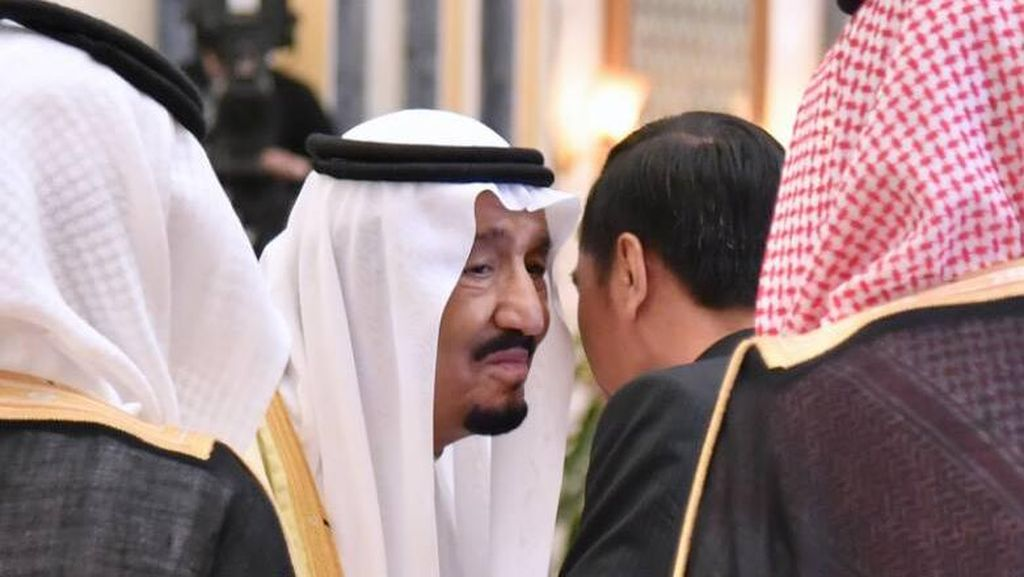 Wanita Arab Boleh Nyetir, Keputusan Bersejarah Raja Salman