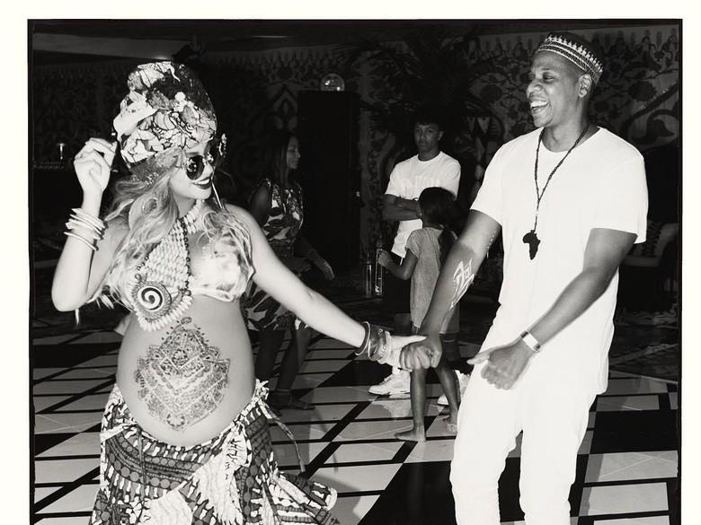 Foto: JAY Z Akui Rumah Tangganya dengan Beyonce Sempat Goyah (Dok. Instagram Beyonce)