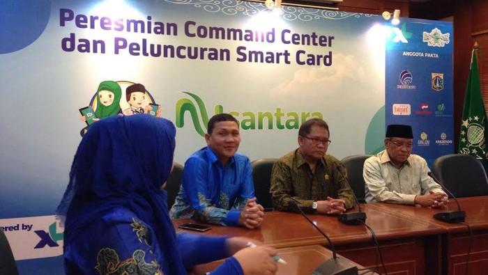 Kolaborasi XL dan PBNU. Foto: Agus Tri Haryanto/inet