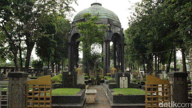 Mausoleum di Petamburan