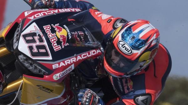 Makna Nomor 69 di Motor Nicky Hayden