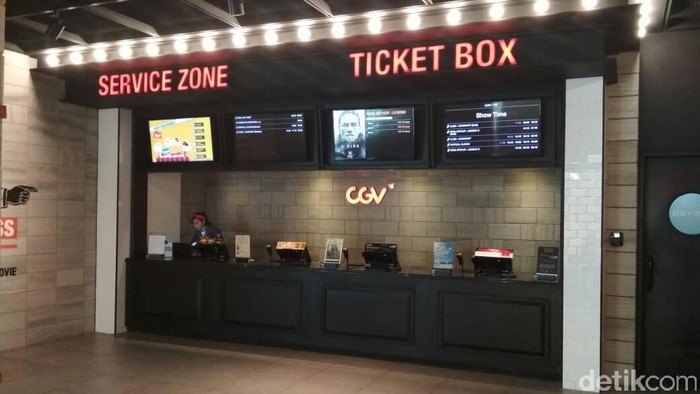 CGV Cinema PT Graha Layar Prima Tbk (BLTZ)