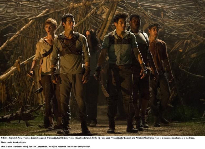 6 Fakta The Maze Runner yang Tayang di GTV Malam Ini/Foto: The Maze Runner (imdb.)