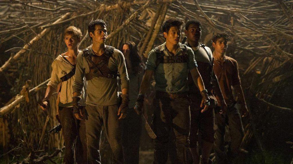 6 Fakta The Maze Runner yang Tayang di GTV Malam Ini