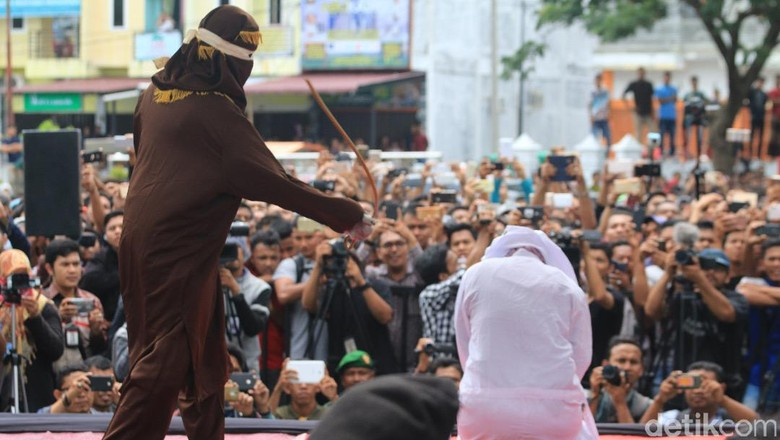 373 Kasus LGBT-Maksiat Diadili Pakai Perda Syariah Aceh di 2018