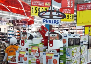 Sambut Ramadan, Transmart Tawarkan Paket Elektronik Philips