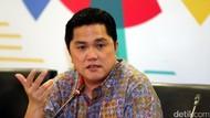 Melesat 138%, Saham Perusahaan Erick Thohir Dipelototi BEI