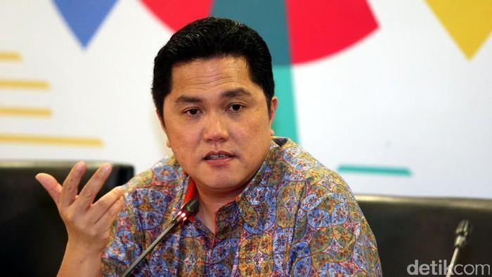 Ketua Pelaksana INASGOC, Erick Thohir menjamin kerja Indonesia Asian Games Organizing Committee (INASGOC) untuk mempersiapkan Asian Games akan berjalan lebih gencar.