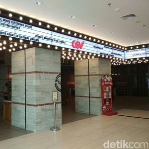 Bioskop CGV di Mall of Indonesia Tutup