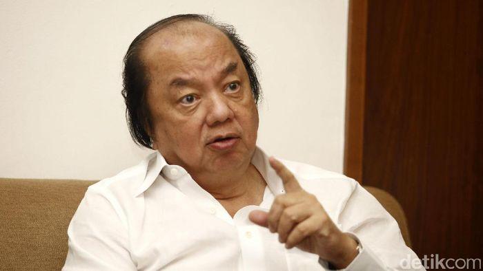 Dato Sri Tahir. Foto: Herianto Batubara