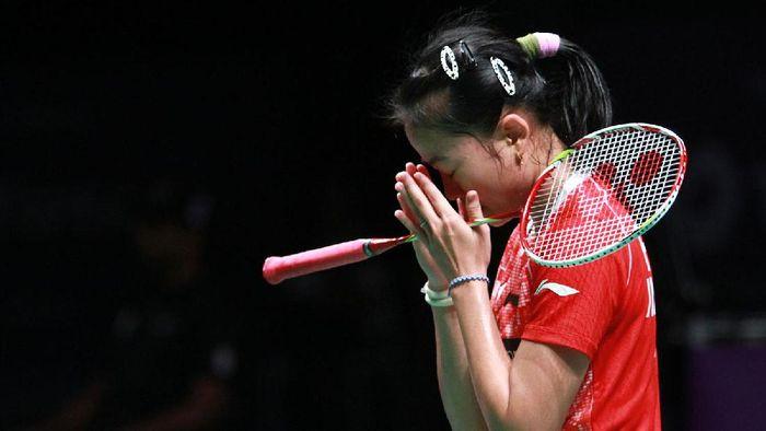 Fitriani tunggal putri terbaik Indonesia masih butuh jam terbang. Foto: badmintonindonesia.org