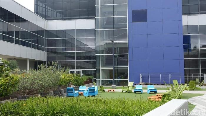 Kantor Google. Foto: detikINET/Rachmatunnisa