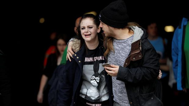 Konser juga salah satu target bagi pelaku teror, seperti di konser Ariana Grande di Manchester, 2017 lalu.